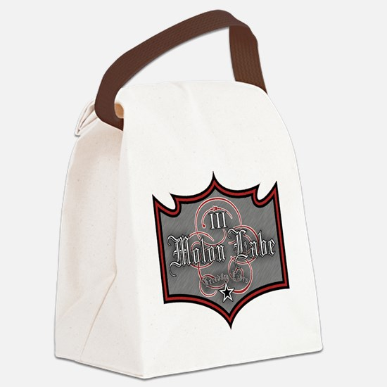 Come and Take It Canvas Lunch Bag