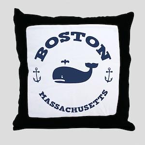 souv-whale-boston-LTT Throw Pillow