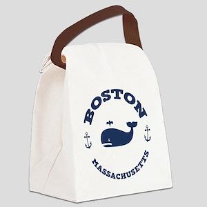souv-whale-boston-LTT Canvas Lunch Bag