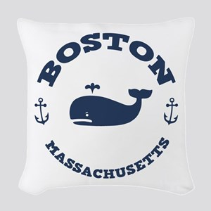 souv-whale-boston-LTT Woven Throw Pillow