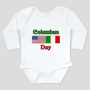 Columbus Day Infant Bodysuit Body Suit