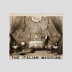 Prof Bollini the Italian magician - Metropolitan L