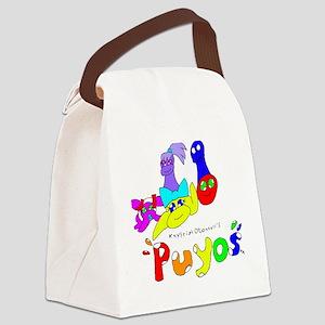 Puyos  Canvas Lunch Bag