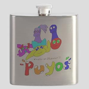 Puyos  Flask