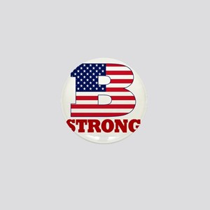 b strong(blk) Mini Button