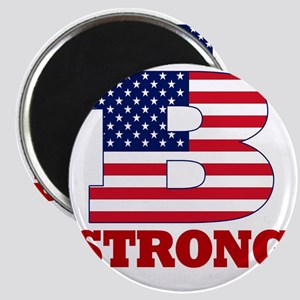 b strong(blk) Magnet