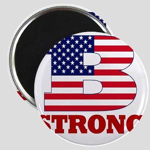 b strong(blk) Magnet