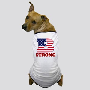 b strong(blk) Dog T-Shirt