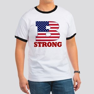 b strong(blk) Ringer T