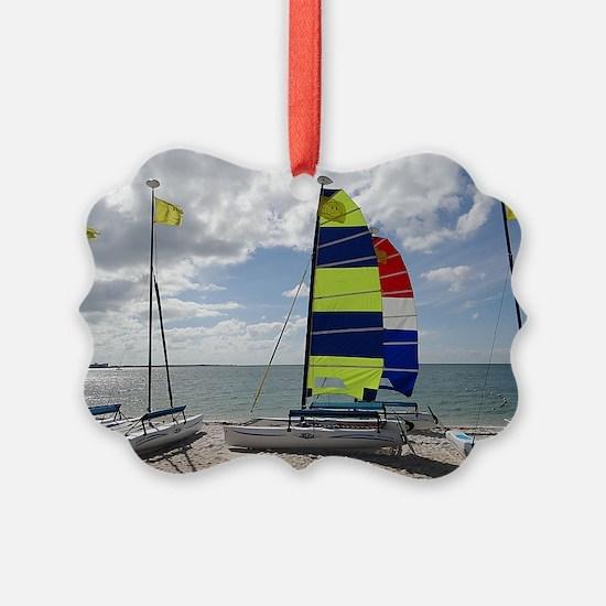 HOBIE BEACH Ornament