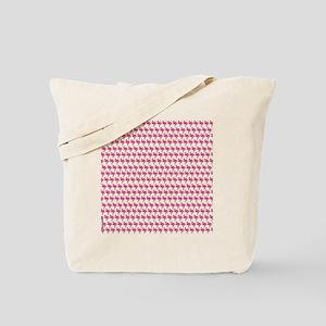 Dancing Flamingos Tote Bag