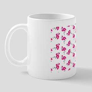 Dancing Flamingos Mug