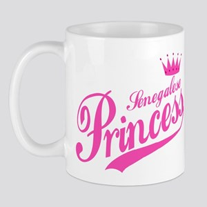 Senegalese Princess Mug