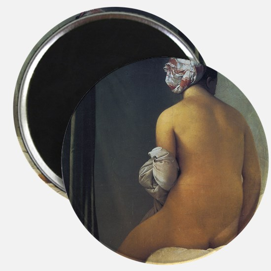 Jean Auguste Dominique Ingres The Bather Magnet
