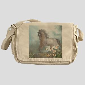 th_queen_duvet_2 Messenger Bag