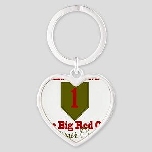 CUSTOM for Megan Heart Keychain