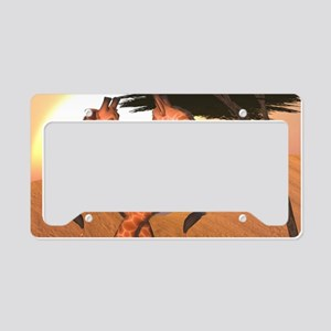 gl_pillow_case License Plate Holder