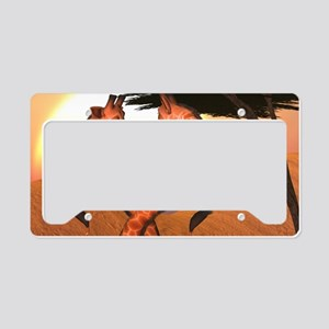 gl_laptop_skin License Plate Holder