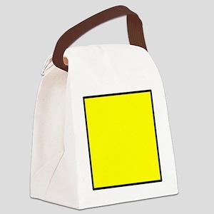 Nautical Flag Code Quebec Canvas Lunch Bag