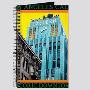 Historic Downtown Los Angeles Journal