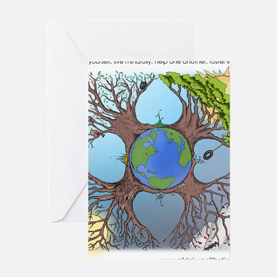 All Deluxe All the Time 2013 Greeting Card
