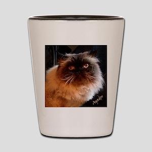 Himalayan Persian Cat Shot Glass