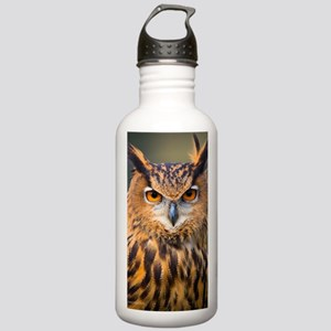 Eagle Owl Stainless Water Bottle 1.0L