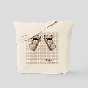 kb_flip_flops Tote Bag