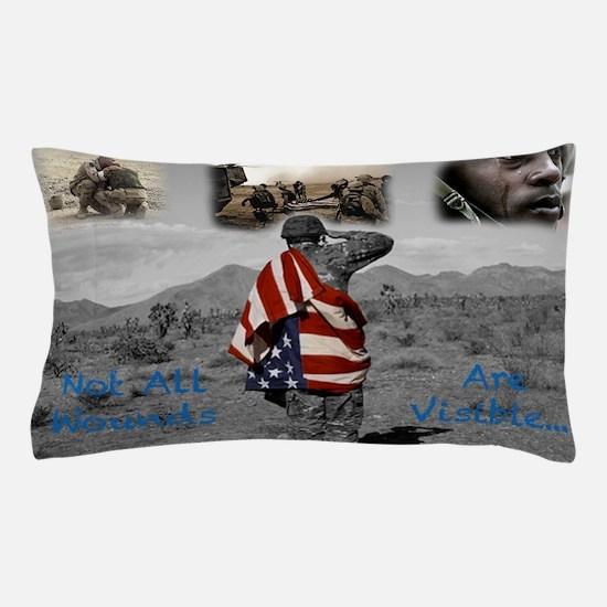 PTSD. Pillow Case