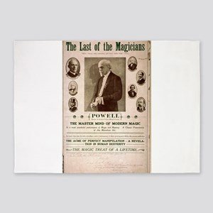 The last of the magicians Powell dean of American
