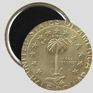 Columbia SC Sesquicentennial Half Dollar Co Magnet