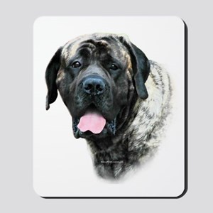 Brindle 21 Mousepad