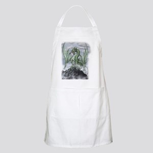 Misty allover Apron