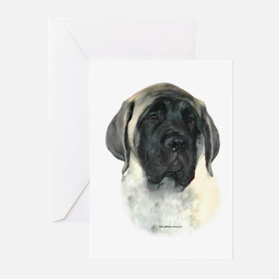 Puppy 25 Greeting Cards (Pk of 10)