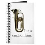 It's a Euphonium, Musician's Journal