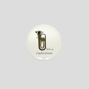 It's a Teeny Tiny Euphonium: Mini Pin