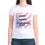 Anybody Else Pink Women's Ringer T-Shirt