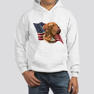 Dogue Flag Hooded Sweatshirt