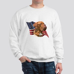 Dogue Flag Sweatshirt