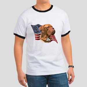 Dogue Flag Ringer T