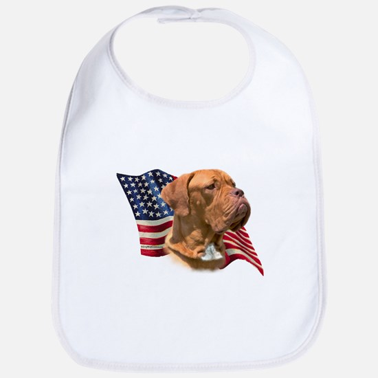 Dogue Flag Bib