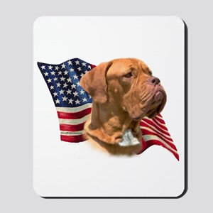 Dogue Flag Mousepad