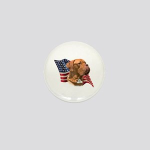 Dogue Flag Mini Button