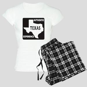 ATE with white stroke Women's Light Pajamas