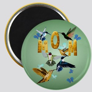Circle MOM-For to the birds Magnet