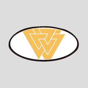 Valknut Symbol Patch