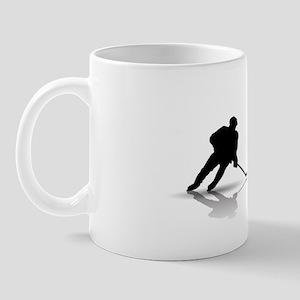 Hockey Players Silouettes Mug