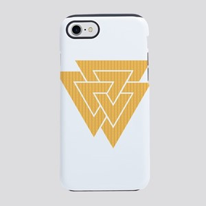 Valknut Symbol iPhone 7 Tough Case