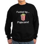 Fueled by Popcorn Sweatshirt (dark)