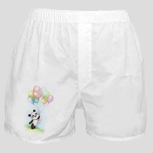 Panda and balloons Boxer Shorts